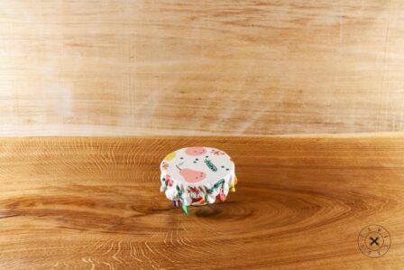 Tawachou - Création Zéro Déchets charlotte alimentaire reversible fruits s
