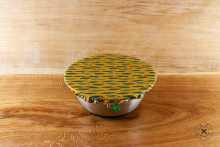 Tawachou - Création Zéro Déchets charlotte alimentaire reversible moutarde l
