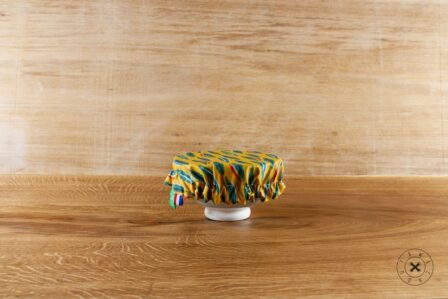Tawachou - Création Zéro Déchets charlotte alimentaire reversible moutarde s2