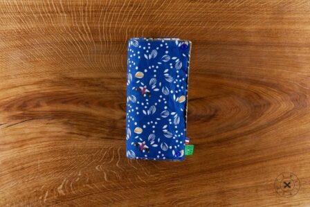 Tawachou - Création Zéro Déchets essuie tout lavable printemps bleu 3